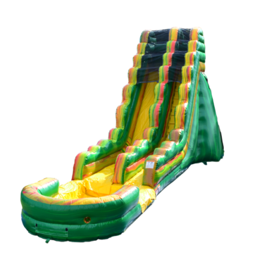 NEW FOR 2019 <br/>19′ tall 36′ long 15′ wide Amazon River Water Slide